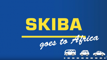Skiba Potsdam goes to Africa